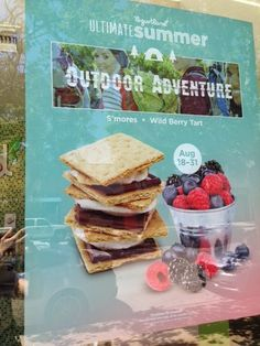 Yogurtland Outdoor Adventure begins Aug. 18, 2014