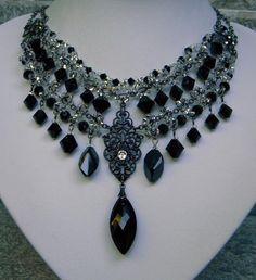 Wish | Black Crystal Queen