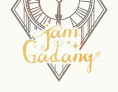 """Check out new work on my @Behance portfolio: """"Jam Gadang""""…"""