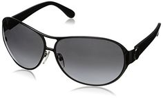 Marc by Marc Jacobs MMJ427S Aviator Sunglasses Dark Ruthenium 64 mm * Read more reviews of the product by visiting the link on the image.Note:It is affiliate link to Amazon.