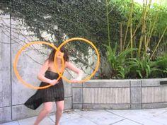 Double Hoop Tech~Practice - YouTube