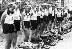 fascist fascism national socialism nazi women hair styles fashion true beauty ladies girls natsoc ss pretty fashy cuteness chic woman natural feminine femininity european europa fashie style female