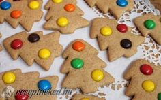 Xmas Food, Gingerbread Cookies, Cake Recipes, Cooking Recipes, Christmas, Advent, Drinks, Crack Crackers, Ginger Beard