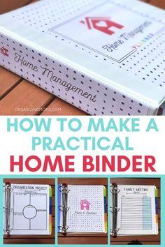 Organizing Paperwork, Binder Organization, Organizing Life, Household Organization, College Organization, College Planner, Home Planner, Arc Planner, College Tips