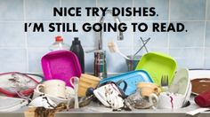 Nice try dishes...
