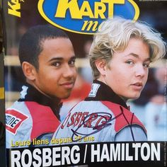 """This Rosberg/Hamilton """"thing"""" has been a long time in the making..."""