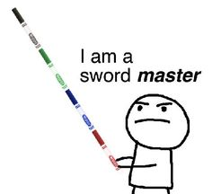 Admit it... We all did this as kids<Psh still do
