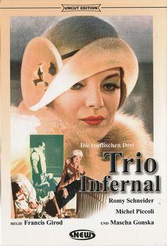 Trio Infernal (1974) - Romy Schneider UNCUT DVD