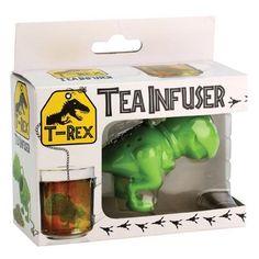 T-Rex Tea Infuser Product Box