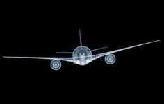 Boeing Nick Veasey uses five x-ray machines to take probing photos that provide an intimate, even eerie look into everything from robots to firearms. Abstract Photography, Video Photography, Airplane Drawing, Bare Bone, Under The Surface, Communication Art, Beauty Inside, Plexus Products, Ceiling Fan