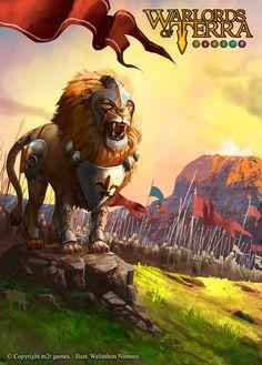 warlords-of-terra-wot-leon-de-guerra.jpg (768×1073)
