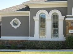 9 Best Exterior Home Colors For A Tan Roof Images In 2014