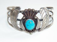 COOL ... Vintage Handmade Native American Sterling by StevesStoreofStuff