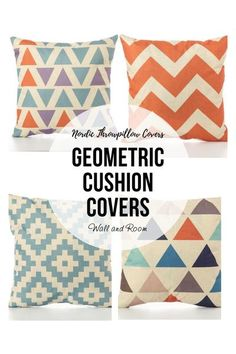 You will love our durable, decorative and easy to clean pillow covers. They are made from environmentally friendly materials and have a very natural looking beige textile color. Wash Pillows, Cute Pillows, Fluffy Pillows, Kids Pillows, Throw Pillows, Modern Pillows, Colorful Pillows, Cushion Covers, Throw Pillow Covers