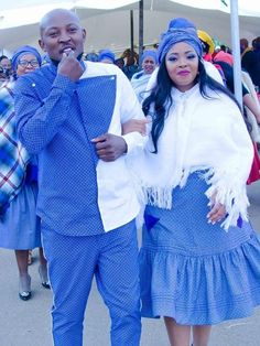 African Attire, African Wear, African Dress, African Clothes, South African Traditional Dresses, Traditional Wedding Dresses, Pedi Traditional Attire, Traditional Outfits, Seshweshwe Dresses