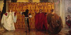 Une pavane: Edwin Austin Abbey