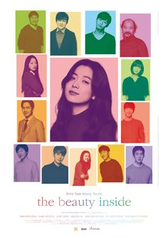 Available in: Blu-ray.In this whimsical film which was a surprise hit at the Cannes Film Festival, a young man named Woo-jin (Woo-hee Chun) must contend Sleeper Hit, Face Collage, Go Usa, Watch Tv Shows, Cinema Film, Tv Shows Online, Beauty Inside, Many Faces, Movie Photo