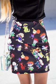 clothes, bottoms, skirts, nickelodeon, rug rats, cartoons