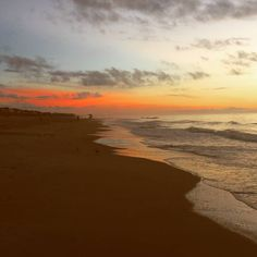 Here Comes Little Darlin at Carolina Beach North Carolina this morning.  www.ithinklife.com  #carolinabeachnc #northcarolina #Prosperity #Abundance #beachlife