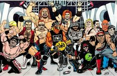 Nwo Wrestling, Wwe Action Figures, Jeff Hardy, Sport Icon, Red Hood, Wwe Wrestlers, Professional Wrestling, Wwe Superstars, Mma