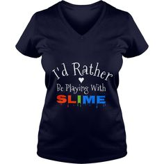 I'd Rather Be Playing With Slime - Men's Premium T-Shirt #gift #ideas #Popular #Everything #Videos #Shop #Animals #pets #Architecture #Art #Cars #motorcycles #Celebrities #DIY #crafts #Design #Education #Entertainment #Food #drink #Gardening #Geek #Hair #beauty #Health #fitness #History #Holidays #events #Home decor #Humor #Illustrations #posters #Kids #parenting #Men #Outdoors #Photography #Products #Quotes #Science #nature #Sports #Tattoos #Technology #Travel #Weddings #Women