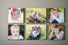 www.heritagemakers.com/4everphotos  Beautiful Custom Canvases from Heritage Makers. #art #DIY #photos