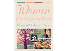 Women Photographers: what the guide books aren't telling you