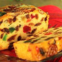 Even the non fruit cake lovers will be excited about this tasty cake.. Orange Grand Marnier Fruit Cake Recipe from Grandmothers Kitchen.