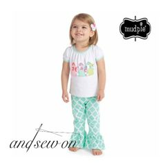 Mud Pie Bunny Outfit!  Join us tonight at 8:30 p.m. central for our weekly facebook sale!  www.facebook.com/AndSewOnBCS