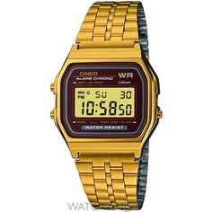 Unisex Casio Casio Collection Alarm Chronograph Watch