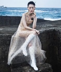 Revel in the romance of spring with @Dior's ethereal SS17 collection. Tap the link our bio to see the full fashion shoot  #HarpersBazaarSG #DiorSS17 (: @simonuptonpics)  via HARPER'S BAZAAR SINGAPORE MAGAZINE OFFICIAL INSTAGRAM - Fashion Campaigns  Haute Couture  Advertising  Editorial Photography  Magazine Cover Designs  Supermodels  Runway Models