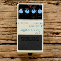Boss DD-3 Digital Delay USED