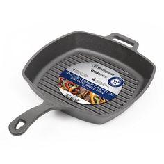 "(amazon add-on) 10.5"" Westinghouse Seasoned Cast Iron Grill Pan $6.81 #LavaHot http://www.lavahotdeals.com/us/cheap/amazon-add-10-5-westinghouse-seasoned-cast-iron/219031?utm_source=pinterest&utm_medium=rss&utm_campaign=at_lavahotdealsus"