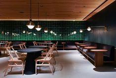 The Pier Business Lounge Hong Kong, Photo © Nick Hughes Contemporary Decor, Modern Decor, Modern Design, Public Restaurant, Restaurant Design, Cathay Pacific, Interior And Exterior, Interior Design, Co Working