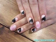 Heart of pink nail paint one color beige