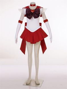 >> Click to Buy << SuperS Sailor Moon anime cosplay Hino Rei Sailor Mars cosplay halloween woman costumes #Affiliate