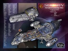 serenity firefly class transport general plans and schematics rh pinterest com serenity firefly schematics serenity ship schematics