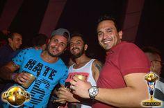 Con Hector y Vico.