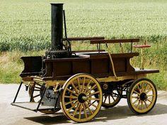 1896 salvesen steam car.