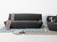 3 Seater Sofas | MADE.com Small Sofa, Large Sofa, 3 Seater Sofa, Home Decor Furniture, Contemporary Style, Sofas, Armchair, Couch, Design