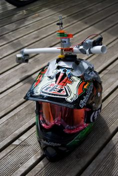 atv camera mount | Please show a GoPro gyro or Scorpion mount? - Dirt Bike Pictures ...