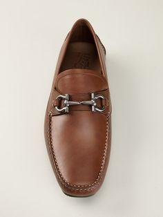 ferragamo loafers brown - Google Search