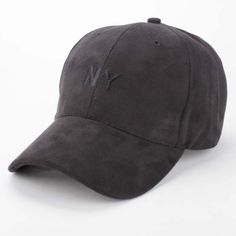 Stylish Letter Embroidery Popular Hip-Hop Men's Suede Baseball Cap #shoes, #jewelry, #women, #men, #hats, #watches, #belts