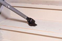 Guide til fornyelse og oppussing av trapp - viivilla. Interior, Indoor, Interiors