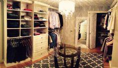 Room To Closet Conversion  Beautiful!