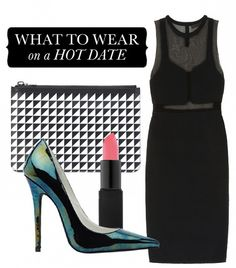 What to Wear on a Hot Date // Who What Wear