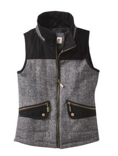 Cool puffer vest for winter. Get more style inspiration by watching Younger! New episodes Wednesdays at 10/9C on TV Land. Discover full episodes at http://www.tvland.com/shows/younger.
