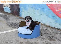 10% OFF Dog Bed Dog Furniture Oil Drum Dog Bed Industrial