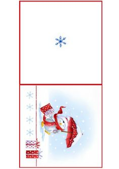 Christmas Card Printable Christmas Cards, Christmas Stickers, Printable Cards, Christmas And New Year, All Things Christmas, Christmas Themes, Free Printables, Christmas Crafts, Xmas Ideas