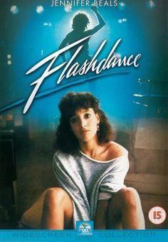 Flashdance...what a feeling...